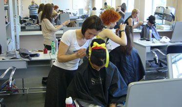 Конкурс «Прическа из длинных волос— 2012» среди учащихся