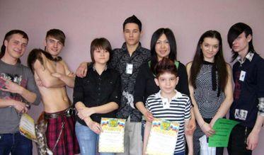 Конкурс «Модная мужская стрижка» 29 апреля 2008 года