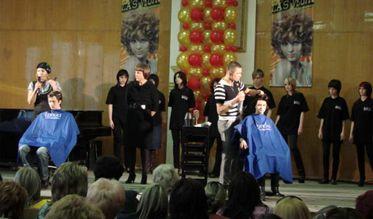 Мастер-класс в г. Новороссийске— 4 апреля 2008 года